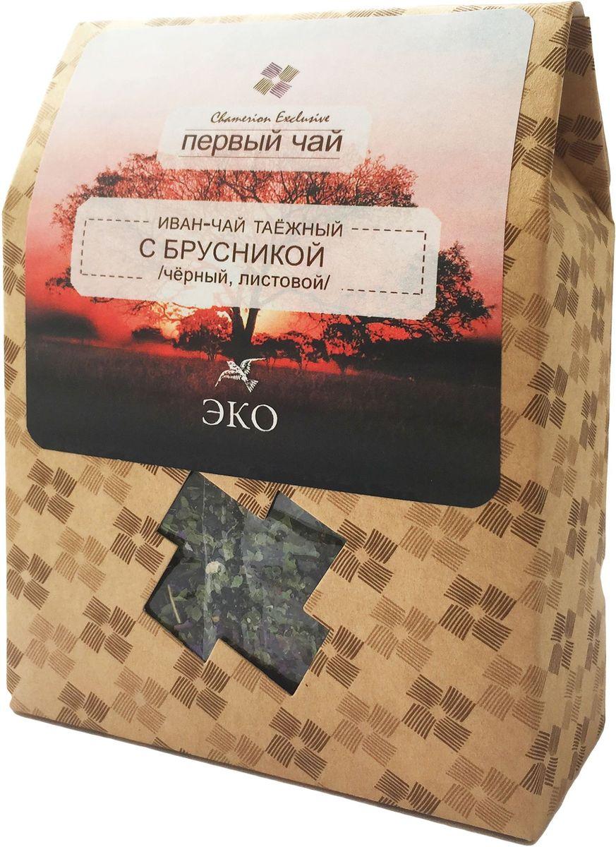 Первый чай Иван-чай листовой таежный с брусникой, 50 г в какой аптеке г горловка донецкая обл можно купить иван чай