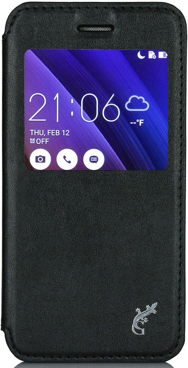 G-Case Slim Premium чехол для Asus ZenFone Go (ZB450KL/ZB452KG), Black чехол для asus zenfone go zb452kg zb450kl g case slim premium черный