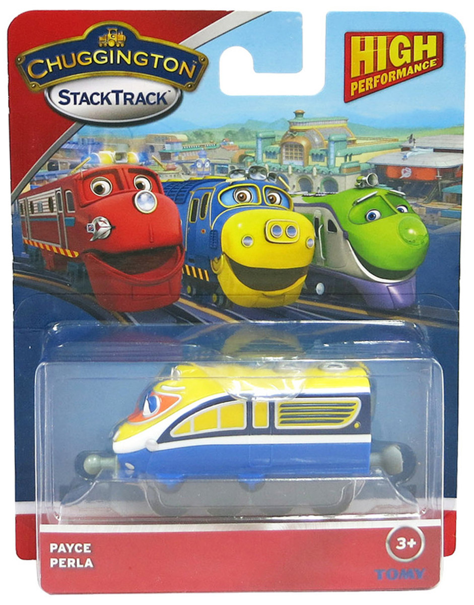 Chuggington Паровозик Пейч