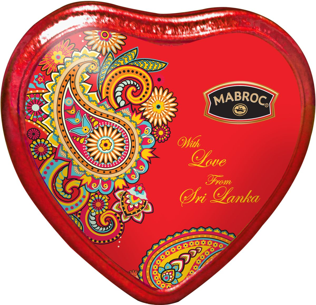 Маброк из Шри-Ланки с любовью чай черный листовой, 30 г mabroc эрл грей чай черный листовой 100 г