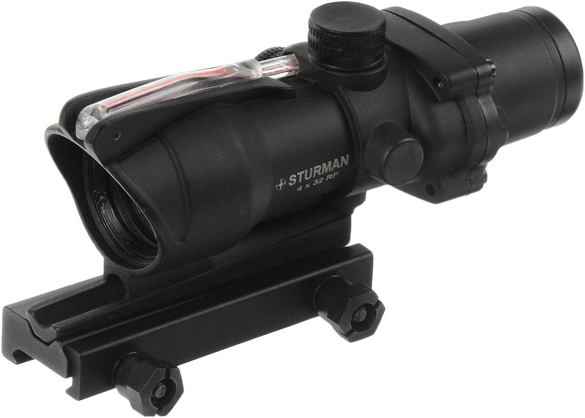 Прицел оптический  Sturman , 4х32 RF - Стрелковый спорт