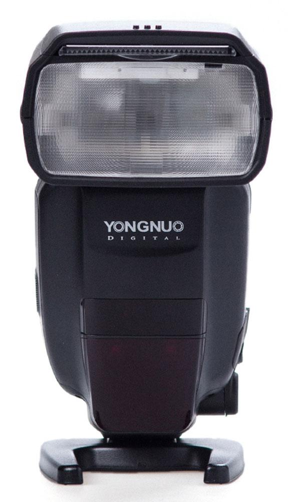 YongNuo Speedlite YN-600EX-RT вспышка для CanonYN600EXRTВспышка YongNuo Speedlite YN-600EX-RT для Canon является аналогом мощной TTL вспышки Canon 600Ex-RT. Обе эти вспышки полностью совместимы и могут запускать друг друга в беспроводном режиме, а также могут запускаться триггерами серии RT, как фирмы Canon (ST-E3-RT), так и YongNuo (YN-E3-RT).
