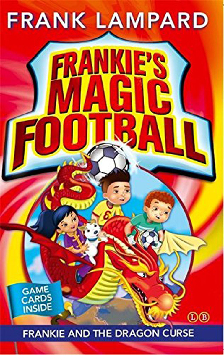 Купить Frankie's Magic Football: Book 7: Frankie and the Dragon Curse,