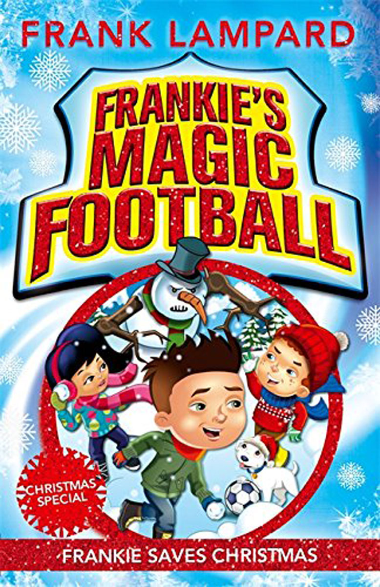 Frankie's Magic Football: Book 8: Frankie Saves Christmas first law 2 before they are hanged a