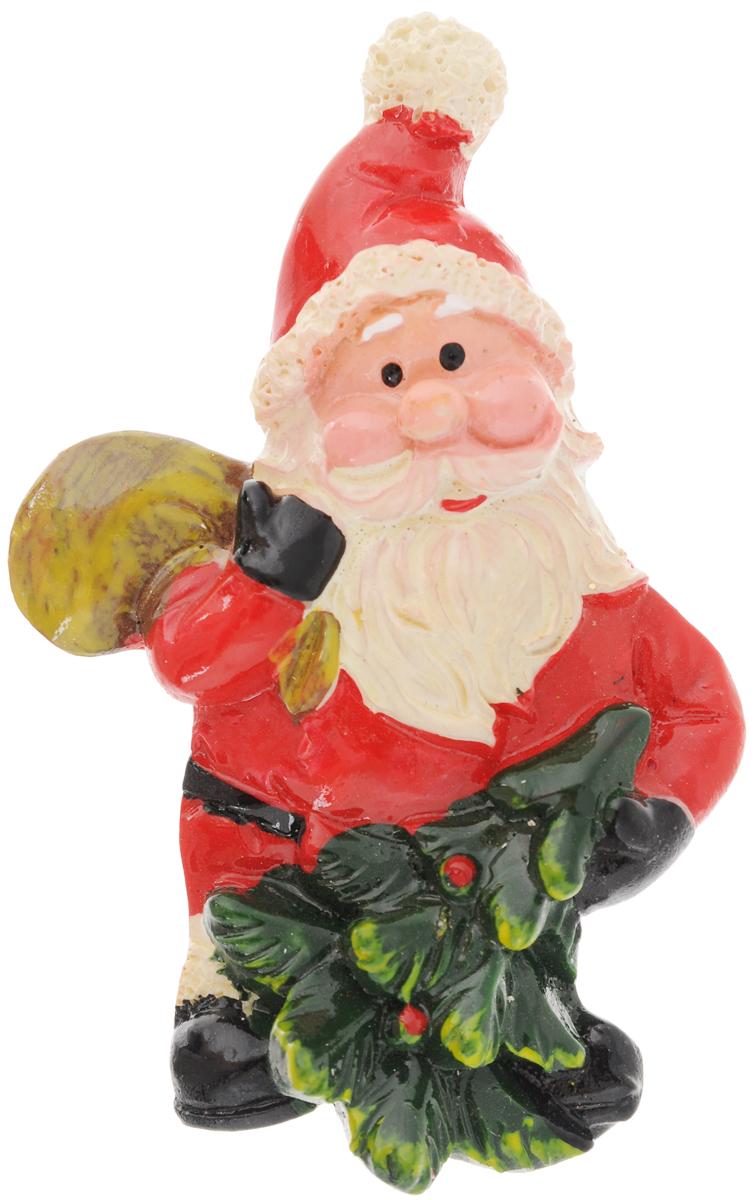 Магнит House & Holder Дед Мороз, 4,5 х 1,5 х 8 смZHY12241PLМагнит House & Holder Дед Мороз, выполненный из пластика, прекрасно подойдет в качестве сувенира к Новому году или станет приятным презентом в обычный день. Магнит - одно из самых простых, недорогих и при этом оригинальных украшений интерьера. Он поможет вам украсить не только холодильник, но и любую другую магнитную поверхность.