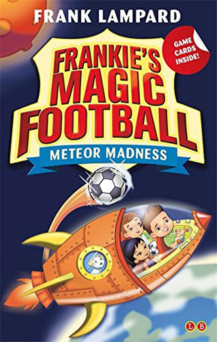 Frankie's Magic Football: Book 12: Meteor Madness ensemble stars anime idol high school game team trickstar boat ver rubber resin keychain pendant