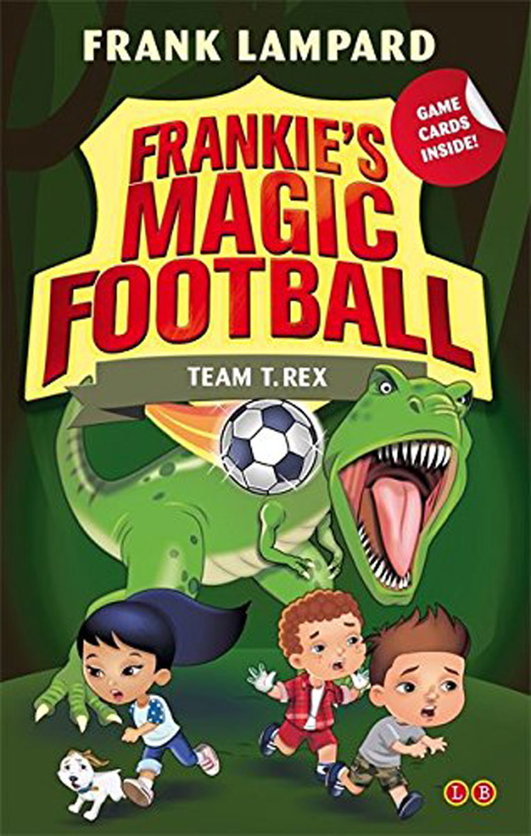 Frankie's Magic Football: Book 14: Team T. Rex a cat that doesn t like its home