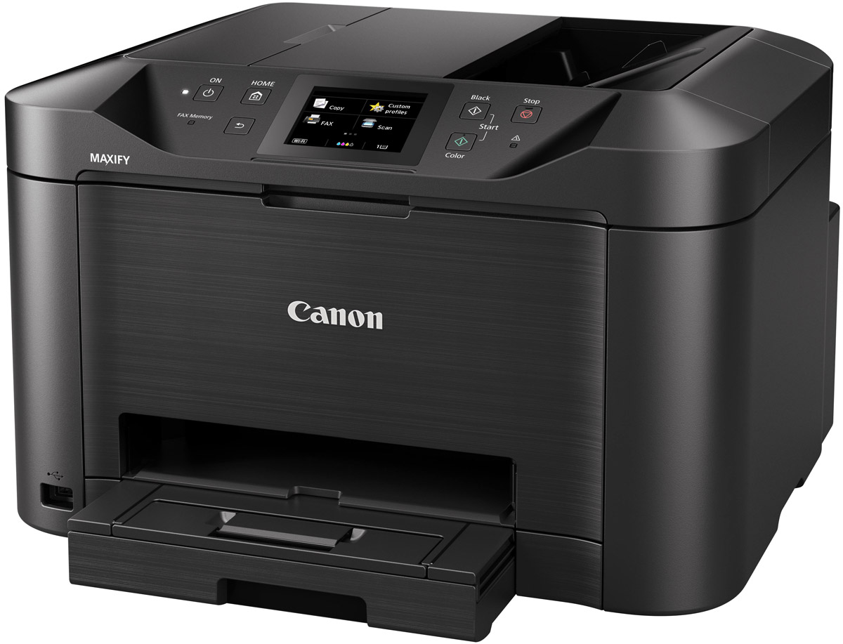 Canon Maxify MB5140 (0960C007) МФУ сканер canon canoscan lide 120 купить