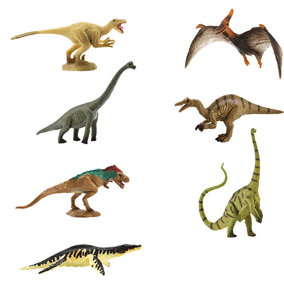 Collecta Набор фигурок Динозавры 7 шт A1134 набор фигурок good dinosaur кеттл и раптор 62305