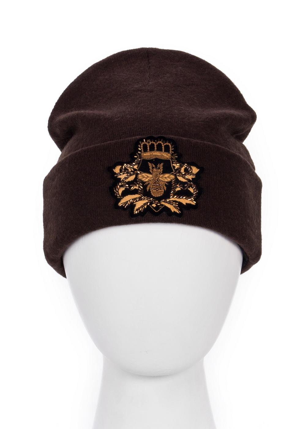 Шапка женская Level Pro, цвет: темно-коричневый. 999339. Размер 56/58999339Женская шапка Level Pro изготовлена из комбинации вискозы, акрилика, шерсти, эластана и кашемира, подкладка - из флиса. Уважаемые клиенты!Размер, доступный для заказа, является обхватом головы.
