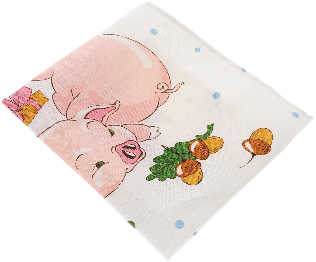 Полотенце Гаврилов-Ямский Лен, 40 x 60 см. 6со49176со4917Полотенце Гаврилов-Ямский Лен, выполненное из натурального льна, декорировано красочным рисунком. Изделие является незаменимым элементом на вашей кухне. Лён - поистине уникальный, экологически чистый материал. Изделия из льна обладают уникальными потребительскими свойствами.Полотенце из натурального льна придаст вашему дому уют и тепло.