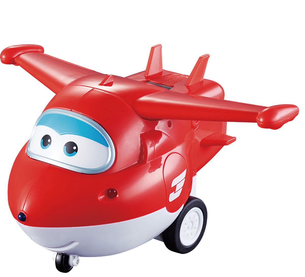 Super Wings Самолет на радиоуправлении Джетт - Радиоуправляемые игрушки