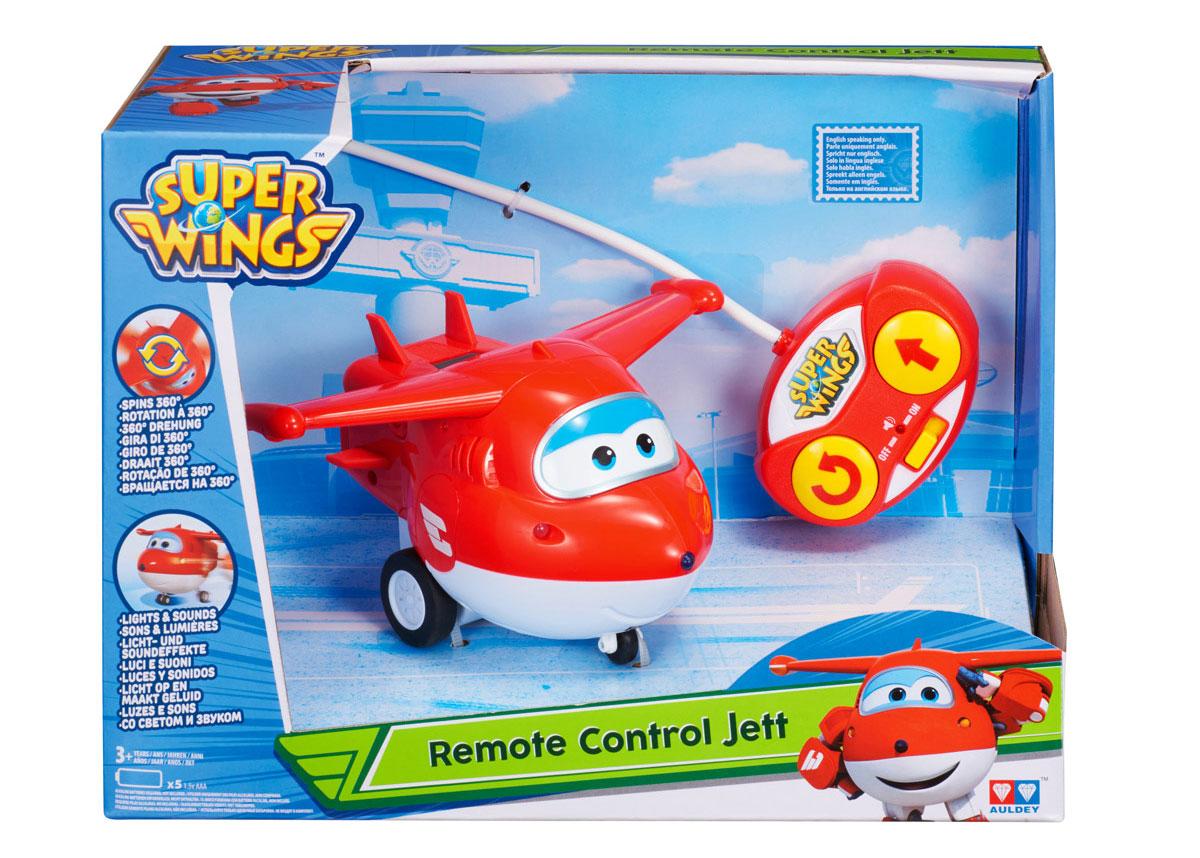 Super WingsСамолет на радиоуправлении Джетт Super Wings