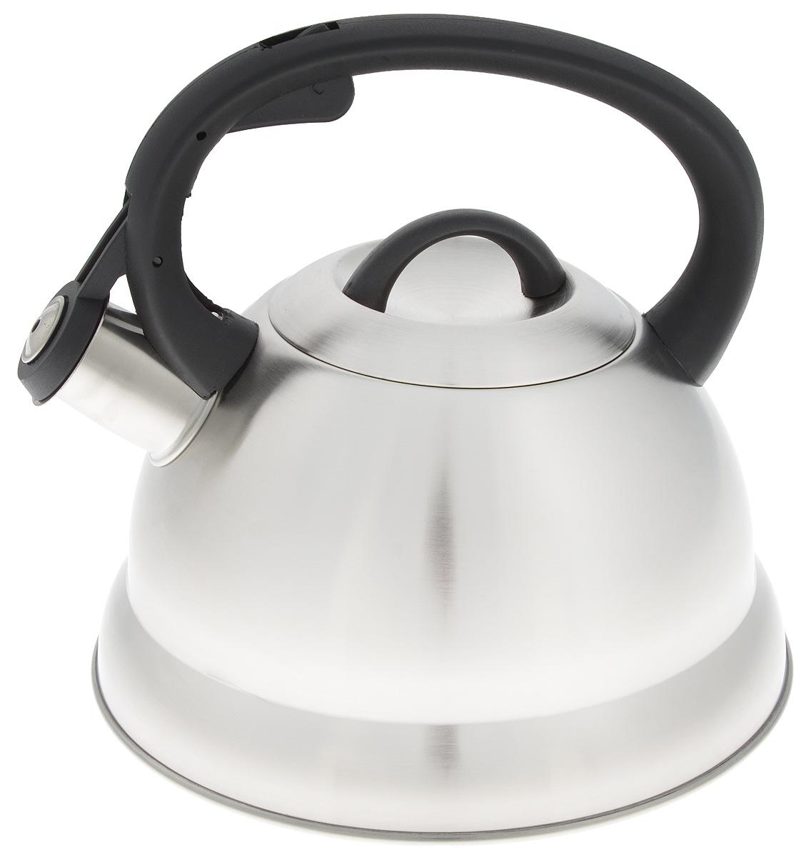Чайник Hoffmann, со свистком, 2,8 л. НМ 5513