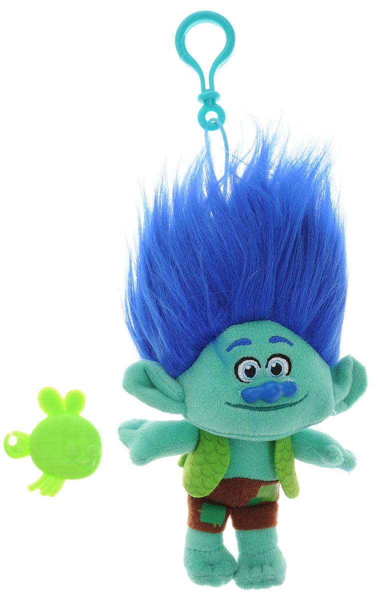 Zuru Брелок Тролль Branch цвет зеленый синий 6202 - Развлекательные игрушки