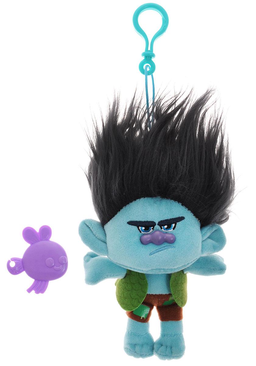 Zuru Брелок Тролль Branch цвет серо-голубой черный - Развлекательные игрушки