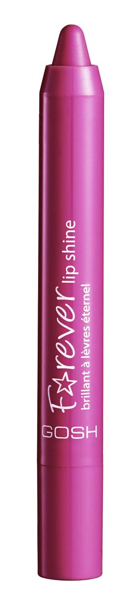 Gosh, Помада-карандаш Forever Lip Shine, 1,5 г, 003802248Помада- стик идеально подходит для прорисовки контура и окрашивания губ. Мягкая и гладкая текстура позволяет легко нанести помаду в несколько штрихов. Благодаря ухаживающим компонентам в составе губы будут мягкими и увлажненными, а специальная формула обеспечит непревзойденную стойкость цвета и сияющий сатиновый финиш на протяжении всего дня. Представлена в 10 оттенках: от натуральных до ярких и интенсивных.Интенсивность цветаСияющий сатиновый финишНепревзойденная стойкостьПростота в нанесенииСтильный дизайнНе содержит парабенов