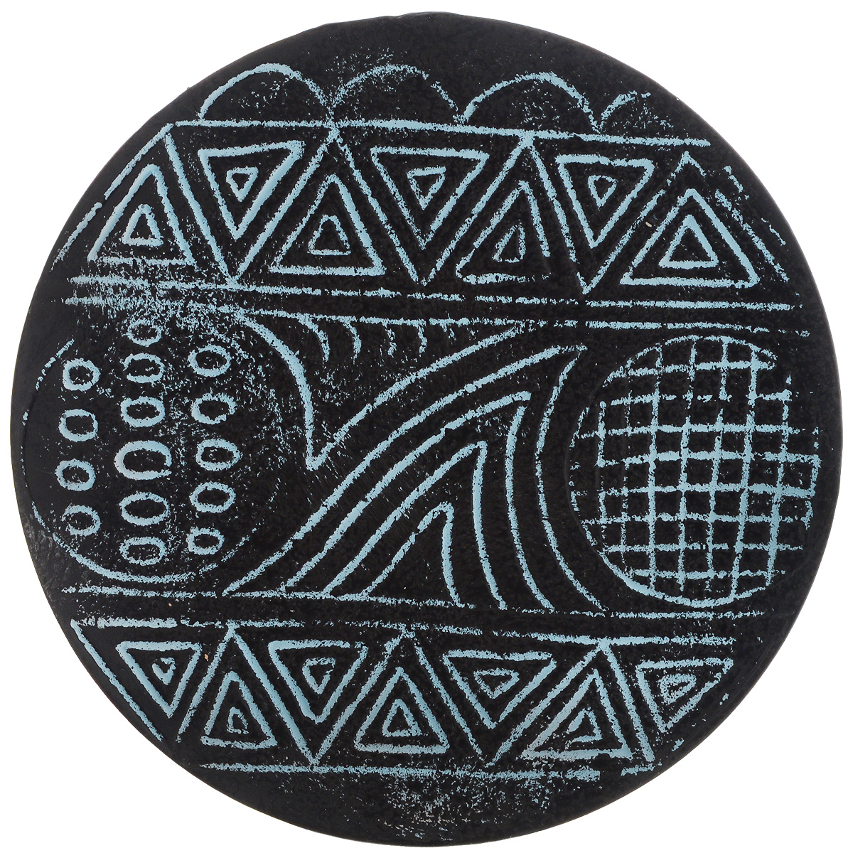 Тарелка декоративная House & Holder, диаметр 16,5 см. PX90471PX90471Тарелка House & Holder выполнена из высококачественной керамики. Тарелка круглой формы украшена оригинальным принтом. Она сочетает в себе оригинальный дизайн с максимальной функциональностью.Диаметр тарелки: 16,5 см.Высота: 1,5 см.