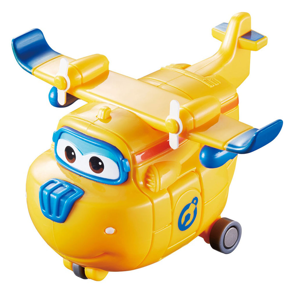 Super Wings Самолет на радиоуправлении Донни - Радиоуправляемые игрушки