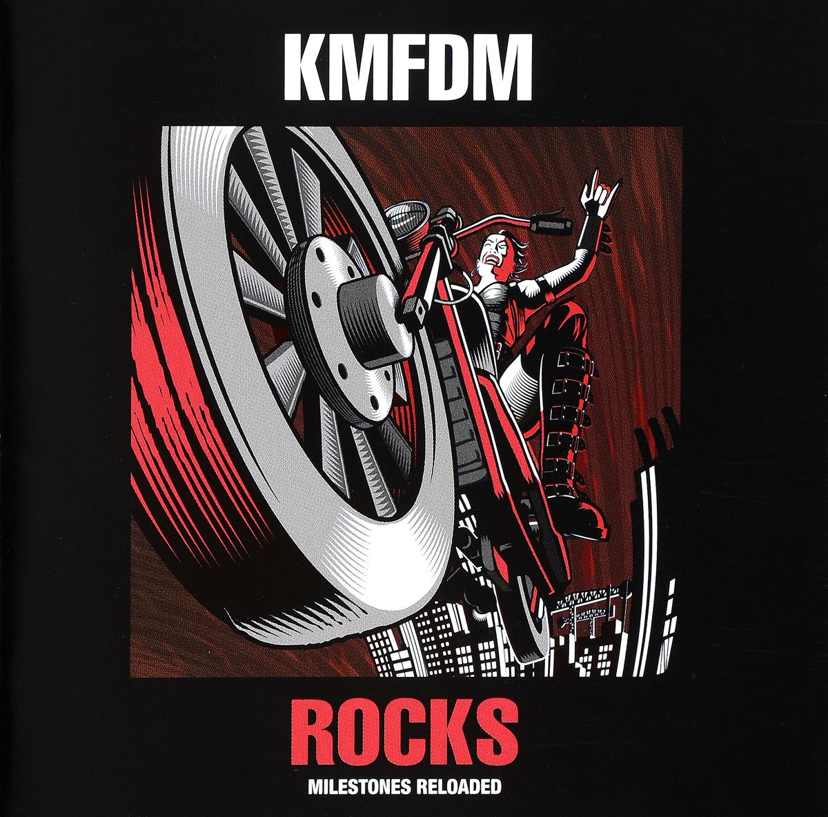 KMFDM KMFDM. Rocks. Milestones Reloaded kmfdm kmfdm rocks milestones reloaded