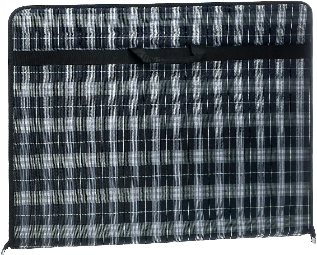 Папка художника Аntan, цвет: темно-синий, серый. 6-102