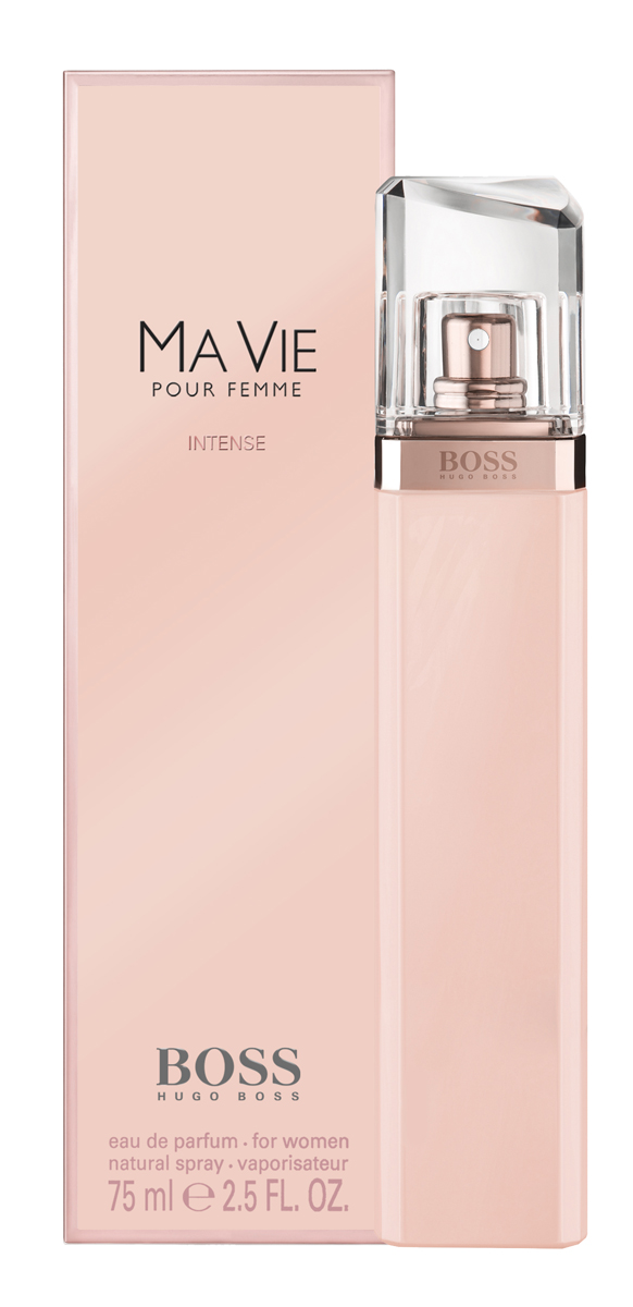 Hugo Boss Ma Vie Intense Парфюмерная вода женская75 мл парфюмерная вода hugo boss парфюмированная вода ma vie 30 мл