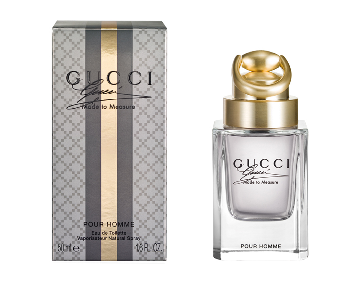 Gucci By Gucci Made To Measure Туалетная вода мужская 50 мл туалетная вода gucci made to measure объем 50 мл