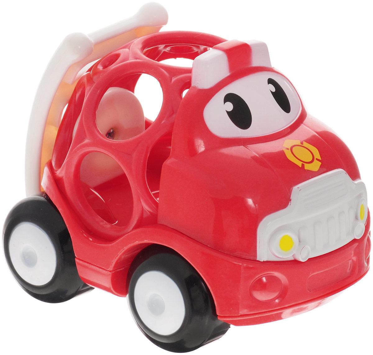 Oball Машинка Пожарная служба машинки siku пожарная машина с лестницей