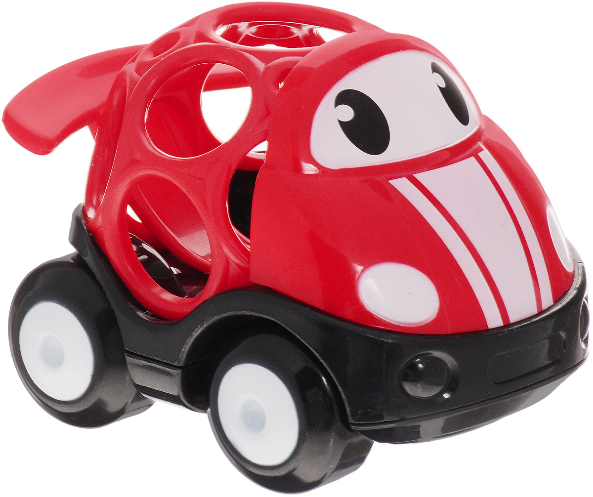 Oball Машинка гоночная цвет красный oball машинка гоночная цвет красный