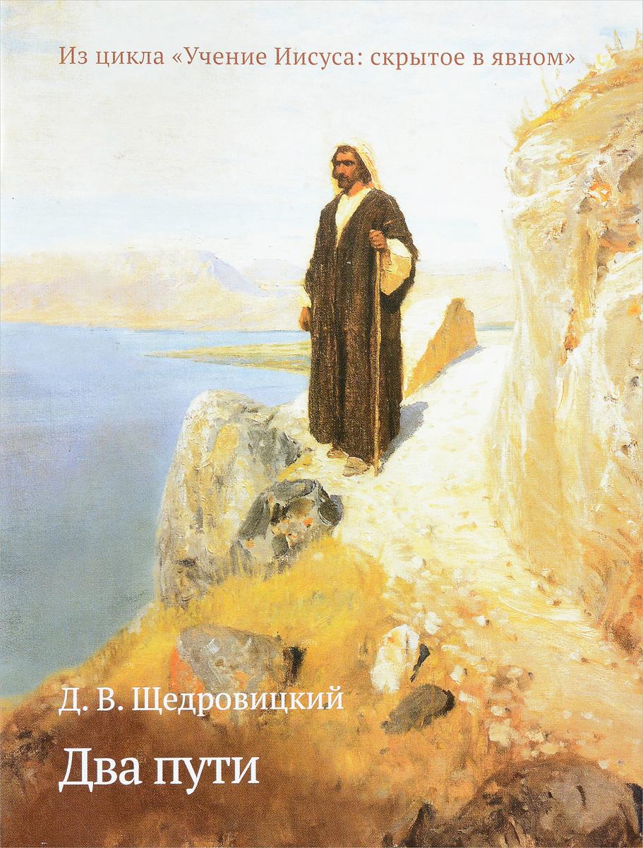 Д. В. Щедровицкий Два пути в путь