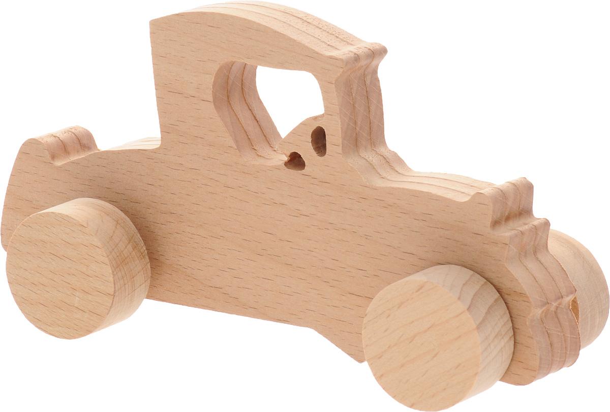 Волшебный городок Игрушка-каталка Ретро Авто волшебный городок игрушка каталка кораблик