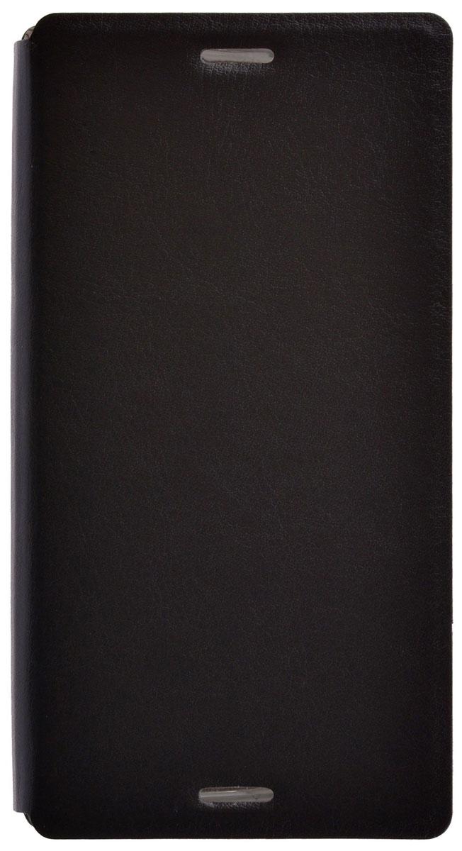все цены на Skinbox Lux чехол для Sony Xperia X Compact, Black онлайн