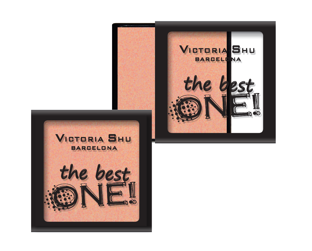 Victoria Shu Румяна The Best One №12, 2.3г