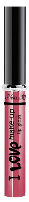 Ninelle Блеск для губ I Love Make-Up № 08, 7мл1180N10890Блеск для губ с нежной комфортной текстурой и легким женственным ароматом.Не содержит блесток и перламутровых частиц. Создает на губах тонкое и при этом выразительное глянцевое покрытие с мягким переливом цвета. Удобный аппликатор с выделенным кончиком позволяет точно распределять продукт по форме губ.