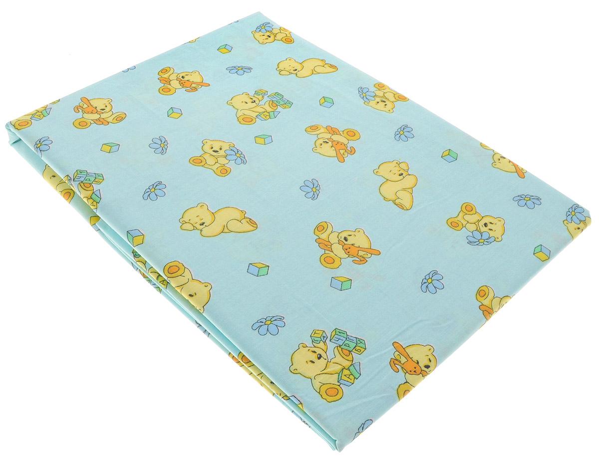 Простыня детская Primavelle, цвет: голубой, 120 см х 180 см11461210-18Мягкая простыня на резинке Primavelle идеально подойдет для кроватки вашего малыша и обеспечит ему здоровый сон. Она изготовлена из натурального 100% хлопка, дарящего малышу непревзойденную мягкость.Подарите вашему малышу комфорт и удобство!