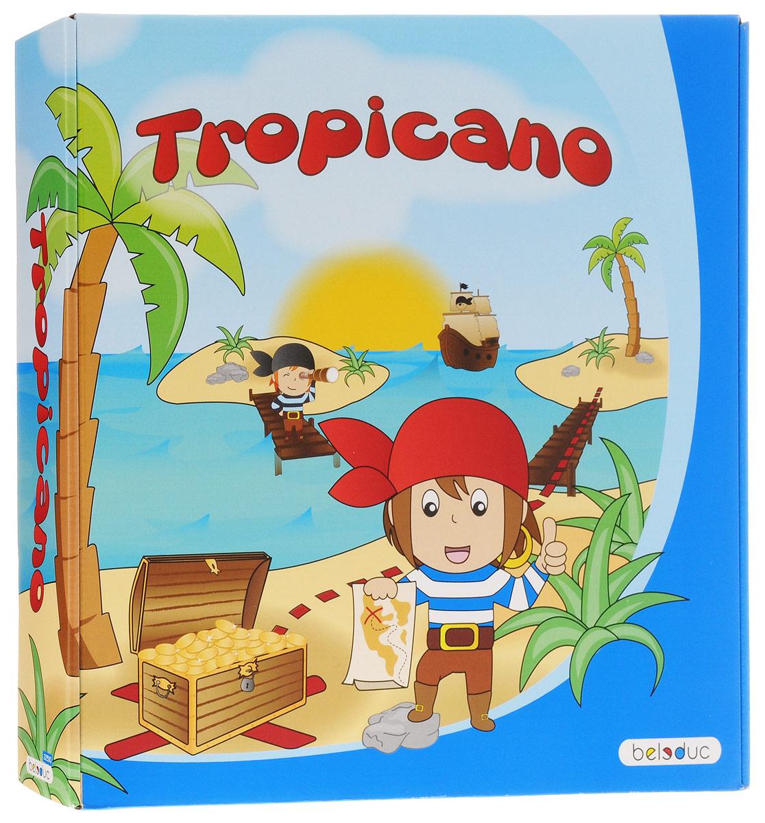 Beleduc Обучающая игра Тропикана -