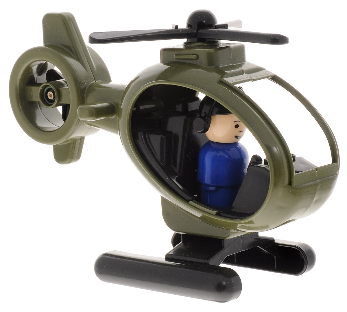 Форма Вертолет Детский сад цвет хаки