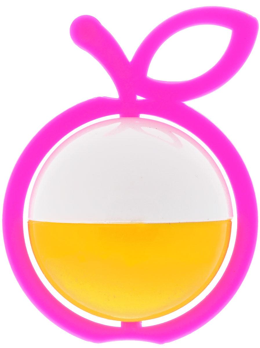Аэлита Погремушка Яблоко цвет розовый белый оранжевый