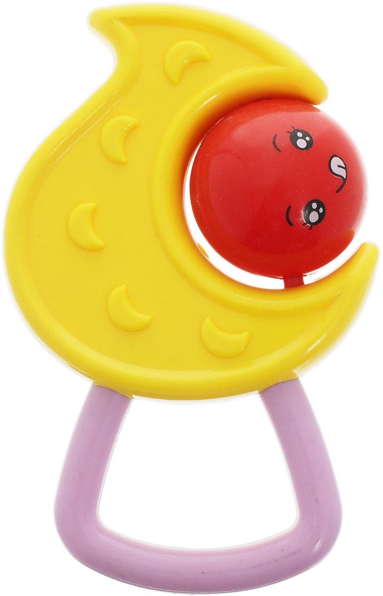 Shantou Погремушка Лист цвет желтый сиреневый стеллар погремушка дудочка стеллар