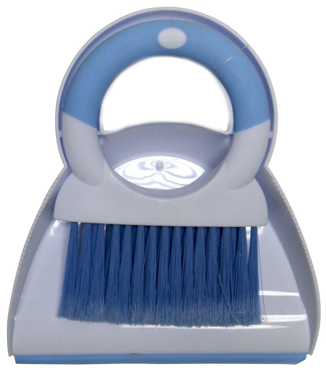 Набор для уборки Коллекция, 2 предмета ATP-2ATP-2Набор для уборки состоит из щетки-сметки и совка, будет незаменим в тех местах, где существует необходимость постоянно заметать мусор. Комплект удобен в использовании и обеспечивает качественную уборку напольного покрытия.