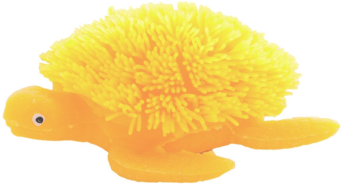 HGL Фигурка Черепаха с подсветкой цвет желтый большую мягкую игрушку собаку лежа в москве
