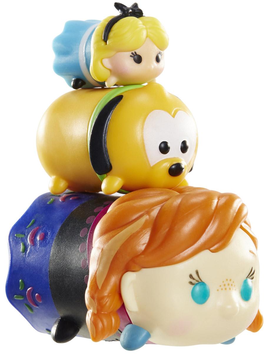 Tsum Tsum Набор фигурок Алиса Плуто Анна new in box tsum tsum stack n play toy shop original