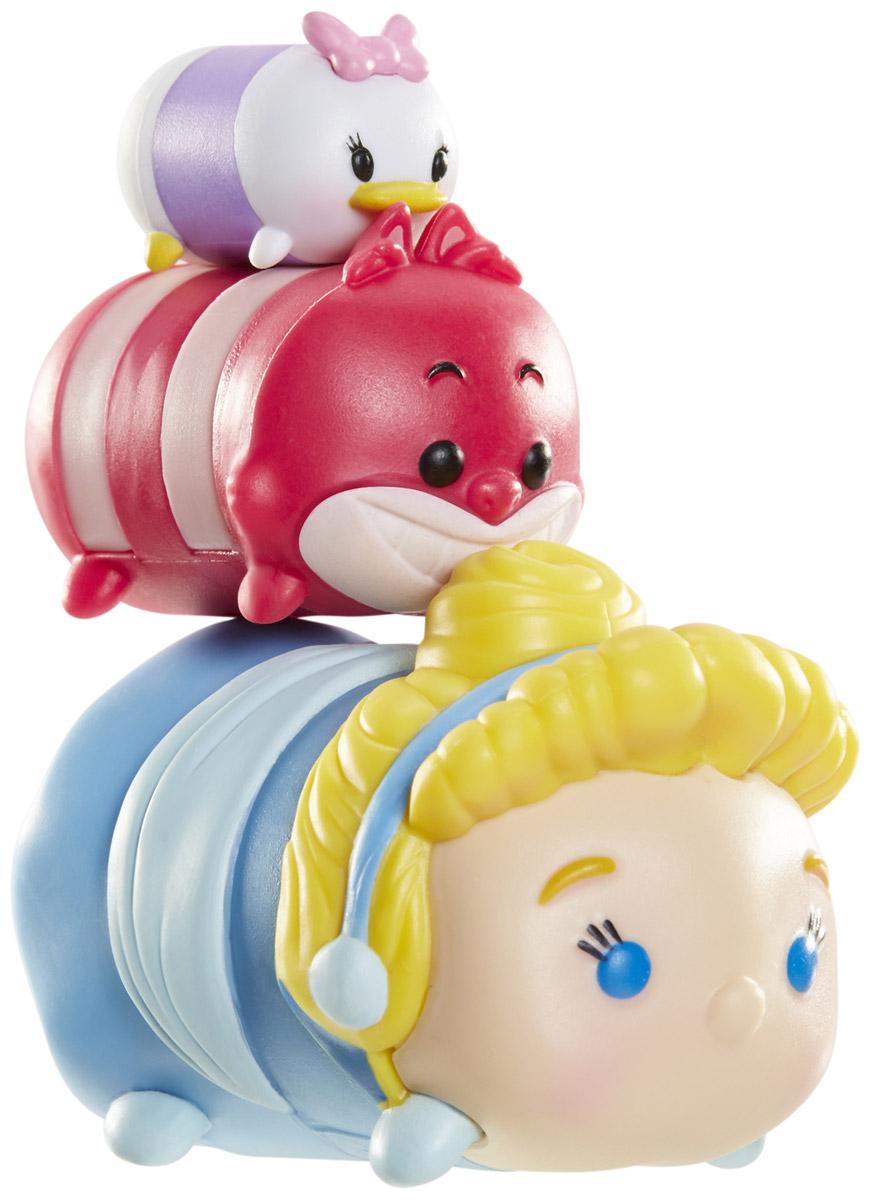 Tsum Tsum Набор фигурок Дейзи Чеширский кот Золушка new in box tsum tsum stack n play toy shop original
