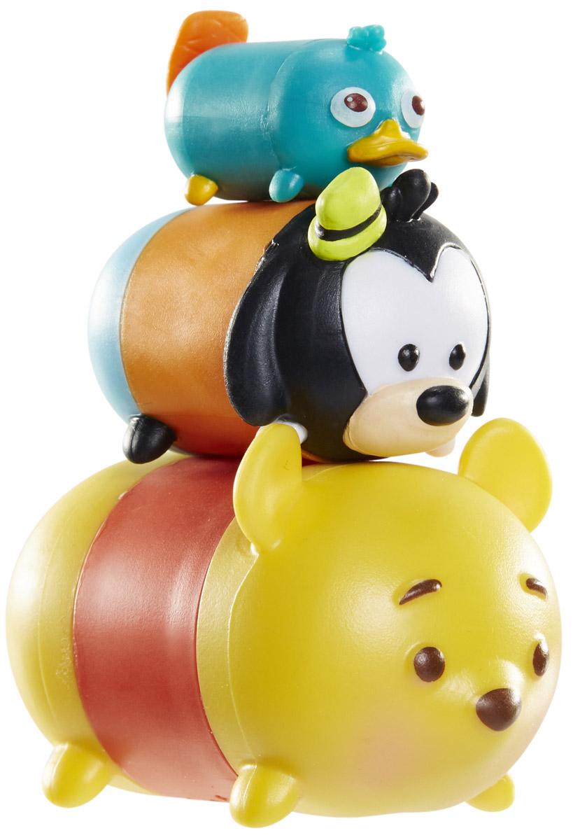 Tsum Tsum Набор фигурок Утконос Перри Гуфи Винни-Пух new in box tsum tsum stack n play toy shop original