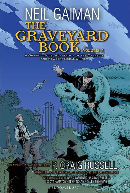 The Graveyard Book Graphic Novel: Part 2 rotosound rs66lc bass strings stainless steel page 3