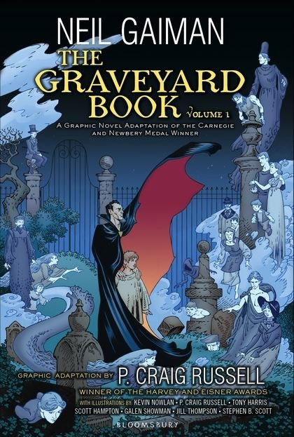 The Graveyard Book Graphic Novel: Part 1 the lonely polygamist – a novel