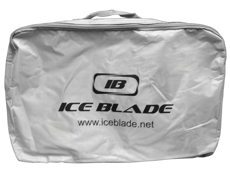 Коньки фигурные Ice Blade Sochi, цвет:  белый, фиолетовый.  УТ-00004988.  Размер 32 Ice Blade