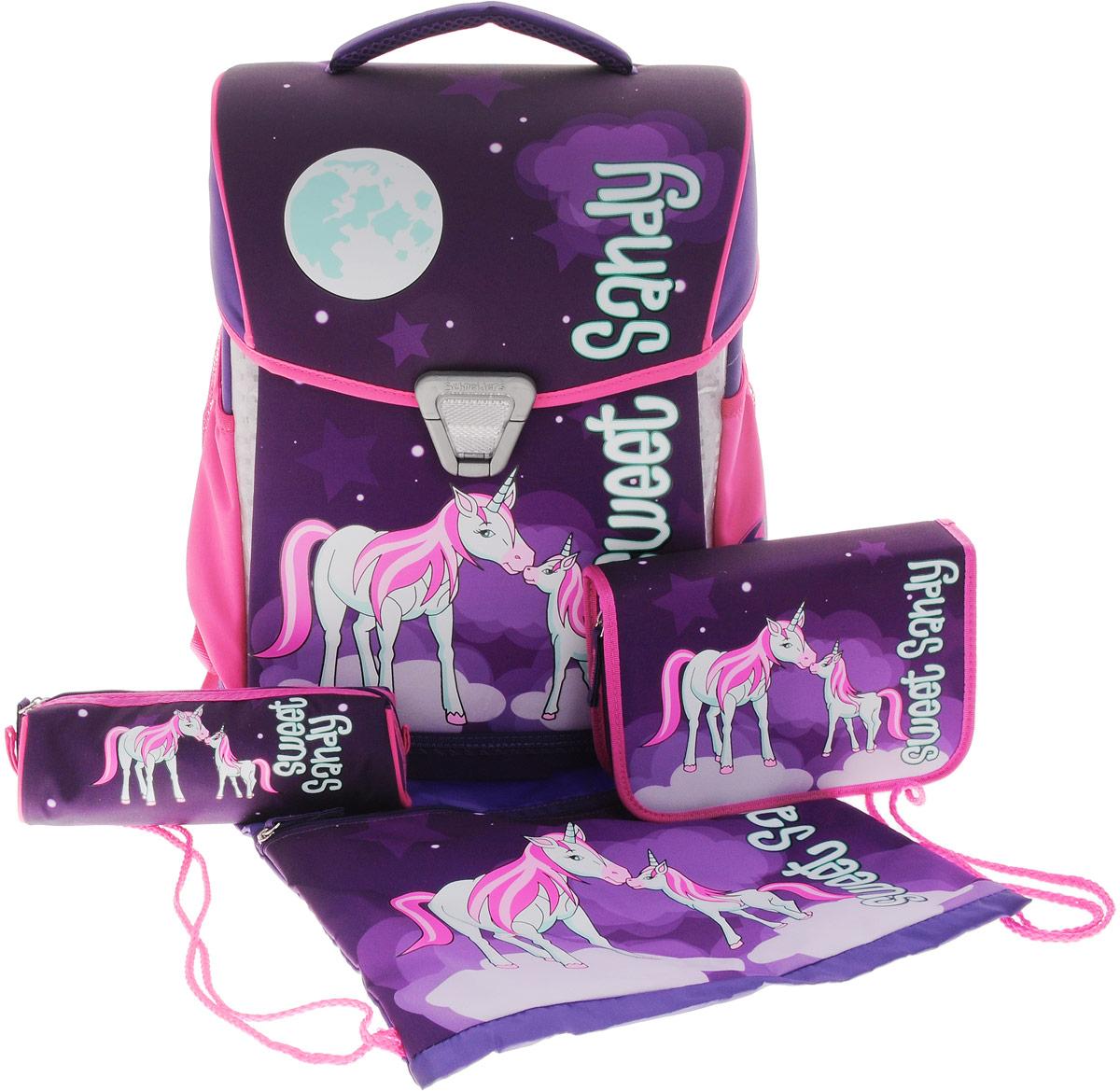 Schneiders Ранец школьный Toolbag Basic Sweet Sandy с наполнением издательство аст аудиокнига берберова железная женщина