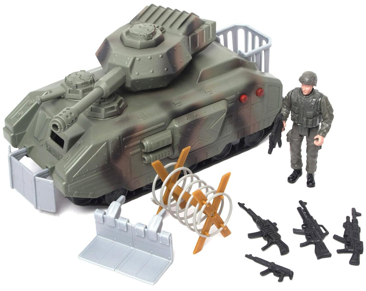 Boley Игровой набор Военные аксессуары для кукол boley игрушка boley корона серия холодное сердце
