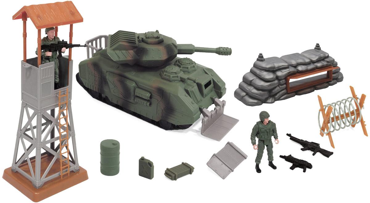 Boley Игровой набор Военные 31511 аксессуары для кукол boley игрушка boley корона серия холодное сердце